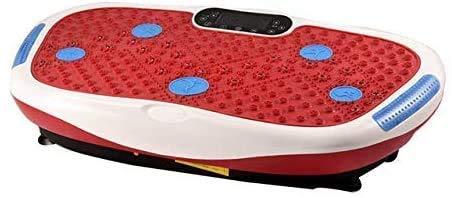 CXY-JOEL Fitness Vibration Plate Remote Speed 99 Ajustar la Máquina de Adelgazamiento para Quemar Grasa Máquina de Adelgazar Fitness Masajeador Shiatsu,Si