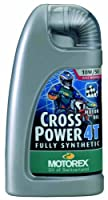 Motorex Cross Power 4T Oil - 10W50 - 1L. 171-401-101