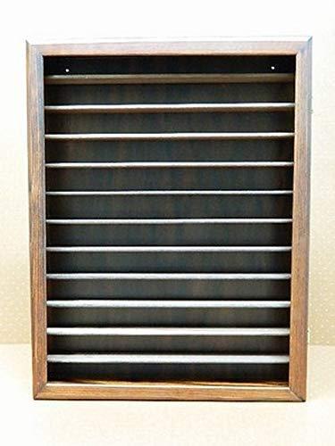 Artesanías Sándalo Vitrina colección de dedales 154