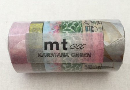 カモ井加工紙 mt 川棚温泉ex展限定テープ コンプリートセット MT06K002