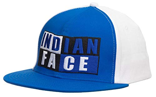 The Indian Face Gorra Santa Cruz Azul y Blanca