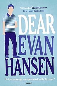Dear Evan Hansen par Val Emmich