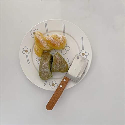 Cuchillo de cortador de mantequilla de acero inoxidable multifunción Cuchillo crema de crema de pan occidental Cuchillo de cuchillo esparcidores de queso utensilio Herramientas de cuchillo