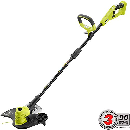 Save %15 Now! Ryobi ZRP2008A ONE+ 18-Volt Lithium-Ion Cordless String Trimmer/Edger (Tool Only - Bat...