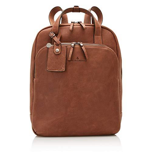 Castelijn & Beerens   Carisma   Laptop-Rucksack 15,6? RFID   Cognac
