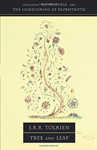 Tree and Leaf: Including Mythopoeia [Lingua inglese]