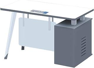 مكتب الكمبيوتر الأمامي الجديد ، طاولة الدراسة 1.2 متر طاولة تنفيذية ، أثاث مكتب منزلي واحد ، طاولة صغيرة