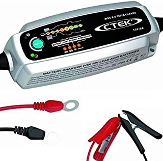 CTEK MXS 5.0 TEST & CHARGE - Battery Charger