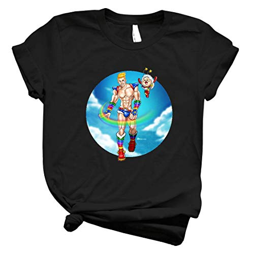 Rainbow Brite Boi 97 - Trending Shirt For Women Vintage Retro Tee For Men Kid's T-Shirt Movie T-Shirts- Movie T-Shirts For Men- Cool Movie Shirts