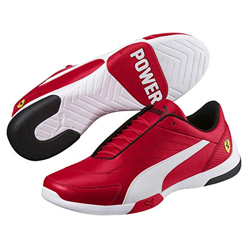 Puma Scarpe Ferrari Driving Power Rosso Taglia 43: Amazon.it
