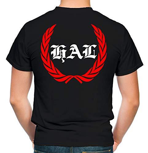 Halle Kranz T-Shirt | Liga | Trikot | Fanshirt | Bundes | M1 (S)