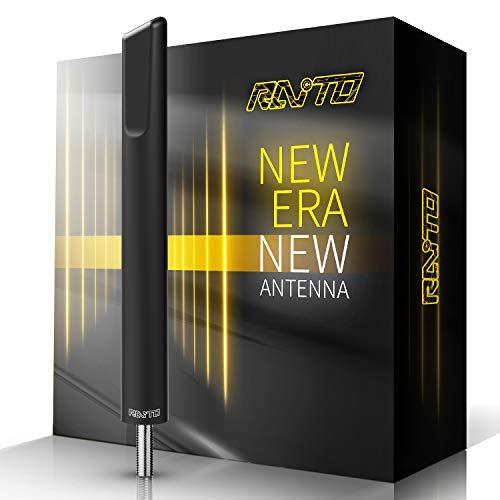 RAITO 4.8-Inch AM FM Radio Short Antenna Compatible with 09 to 2020 Dodge RAM Trucks
