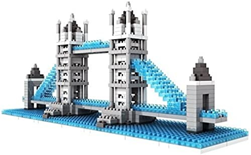 88 Unlimited Tower Bridge Building Kit by 88 Unlimited
