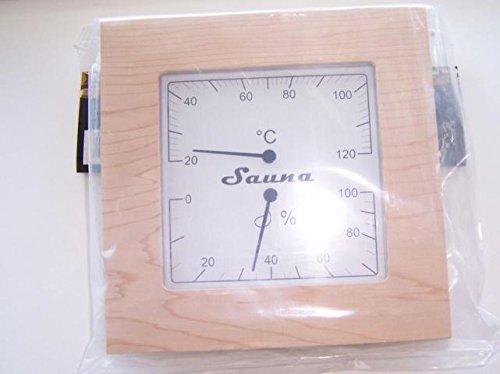 Sauna-Thermo-Hygrometer 225-THD R