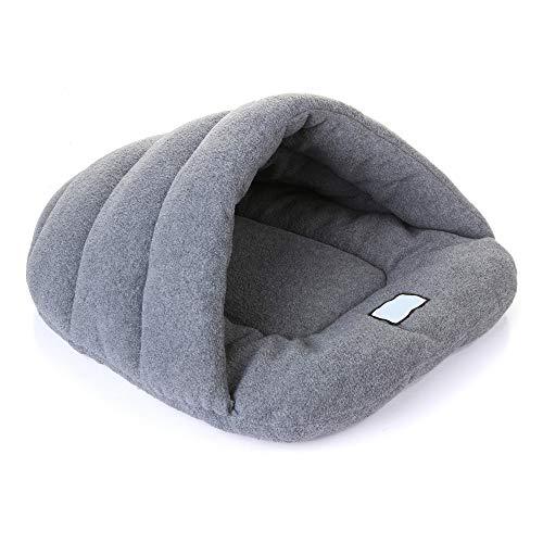 LACKINGONE - Cesta para perro, saco de dormir de gato, cama para mascotas de compañía para todos los animales menores de 2 kg