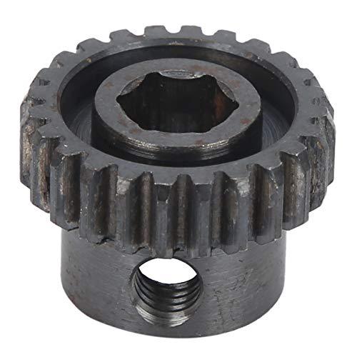 Engranajes de piñón de 8 mm de 24 dientes, piñón de engranajes de piñón de acero fundido de 24 dientes para piezas de robot industrial de eje REX de 8 mm