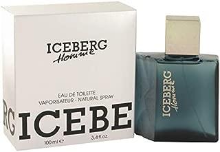 Ìcébérg Homme by Ìcébérg for Men Eau De Toilette Spray 3.4 oz