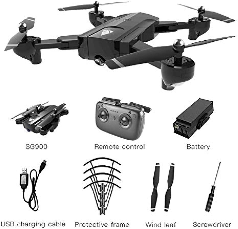 Yaoaoden SG900 Faltbarer Quadcopter 720P Drohne Quadcopter WiFi FPV Drohnen Optischer Fluss Positionierung RC Drohne Hubschrauber Mit Kamera