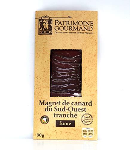 Patrimoine Gourmand geräucherte Entenbrust-Scheiben aus dem Südweste-Frankreich 90g.