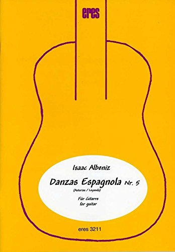 Asturias : für 2 Gitarren Partitur und Stimmen