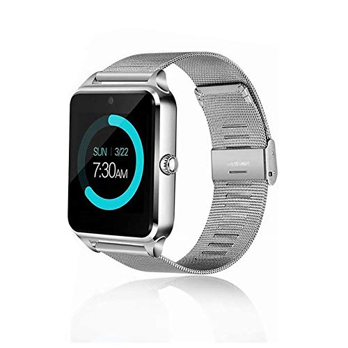 Schimer Fitness Bracelet Bluetooth Smart Watch Phone Z60 Smart Watch for IOS Android