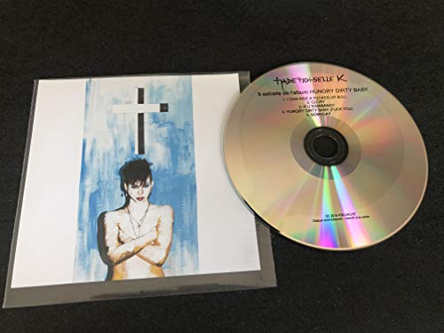 Mademoiselle K - Hungry Dirty B&by 5-trk - CD - PROMOTIONAL ITEM