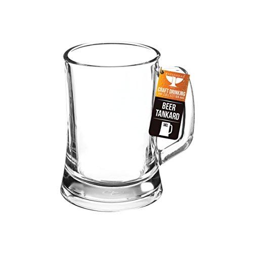 Ravenhead Europea 56cl Forma Jarra de Cerveza de Cristal Transparente