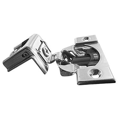 "Blum 39C355B.20 1-1/4"" Overlay Soft Close Cabinet Hinge"