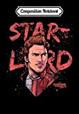 Composition Notebook: Marvel Star-Lord Guardians of Galaxy 2 Speck Graphic, Journal 6 x 9, 100 Page Blank Lined Paperback Journal/Notebook
