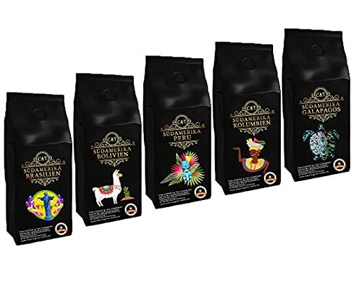 Länderkaffee Probierpaket
