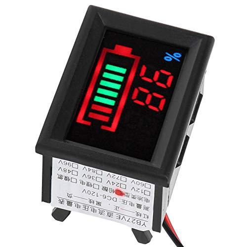 Capacidad de la(48V, Lithium battery)