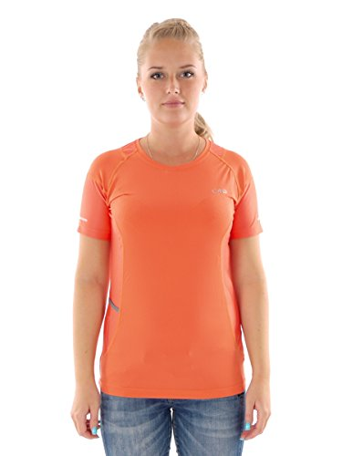 CMP T-Shirt de Course pour Femme S Aigre-Doux