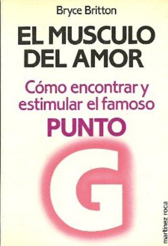 El músculo del amor. Cómo encontrar y estimular el famoso punto G.