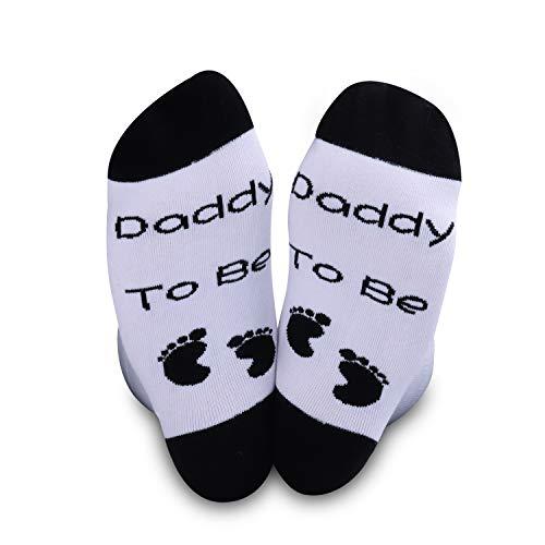 Calcetines de regalo para papá, regalo para el día del padre, regalo de embarazo