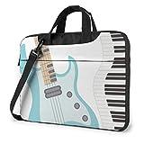 Funda Protectora para Ordenador portátil Funda Protectora para Ordenador portátil Bolso para Guitarra eléctrica y Piano Instrumento Musical