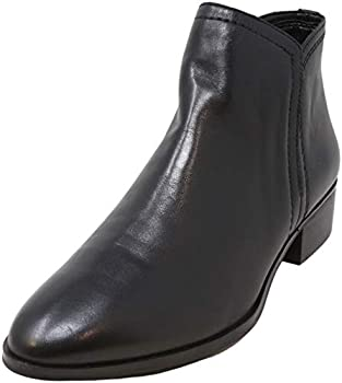 ALDO Women s Kaicien Ankle Boot Black Smooth 10