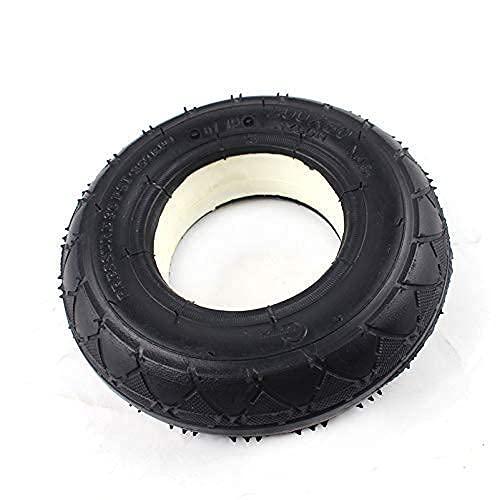 WYDM Neumáticos de amortiguación para patinetes eléctricos 200 x 50 (8x2) Neumático sin cámara Relleno de Espuma/sólido 200x50 para patineta Razor E100 E125 E200