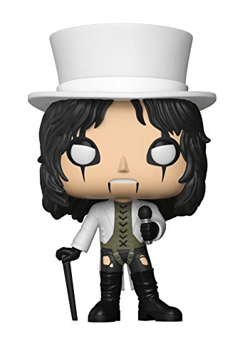 Funko-Rocks: Alice Cooper Pop Vinilo, Multicolor, Standard (30206)