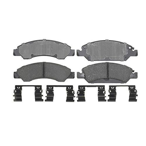 ACDelco Ceramic Front Disc Brake Pad Set | Advance Auto Parts