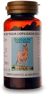 ECOLACTIS Leche DE YEGUA LIOFILIZADA ECOLOGICA 90 CAPSULAS, No aplicable