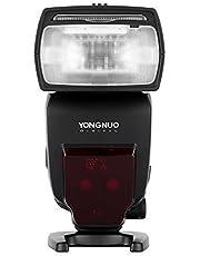 YONGNUO YN685 E-TTL HSS 1 / 8000s GN60 2.4G Inalámbrico Destello Speedlite Flash + WINGONEER difusor