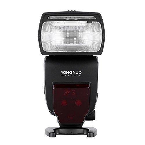 Yongnuo YN685 E-TTL HSS 1 / 8000s GN60 2.4G Wireless Speedlight Blitz Speedlite Blitzgeräte Blitzlampe Blitzleuchte für Canon DSLR-Kameras Kompatibel 622C / 603 Funksystem mit WINGONEER Diffuser