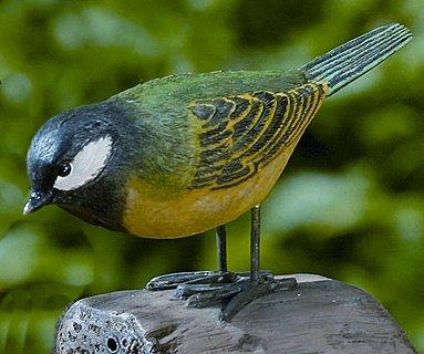dekoportal24 Vogel Bewegungsmelder mit Vogelgesang 4