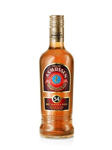 Feiner Alter Asmussen Rum Original 54% mit Jamaica Rum (1 x 0.7 l)