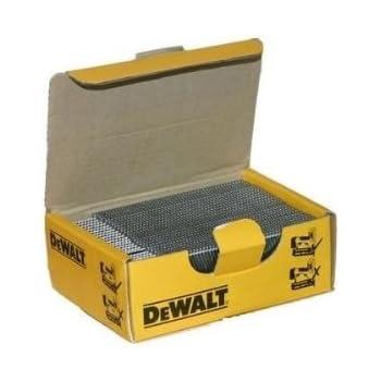 Dewalt DT9943-QZ - Clavos galvanizados rectos 30mm 18 gauge (D51238): Amazon.es: Bricolaje y herramientas