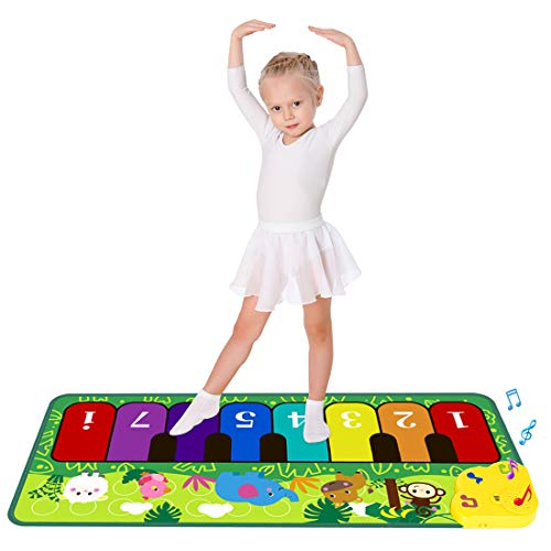 5. M SANMERSEN Music Mat with 5 Animal Sounds
