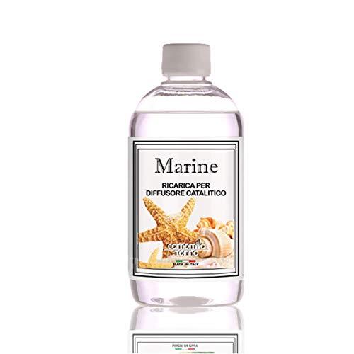 Ricarica Diffusore di profumo per lampada profumata catalitica, 500ml Marine