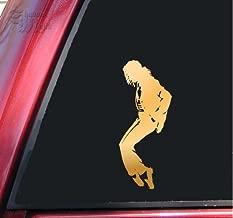 ShadowMajik Michael Jackson Silhouette Vinyl Decal Sticker (4