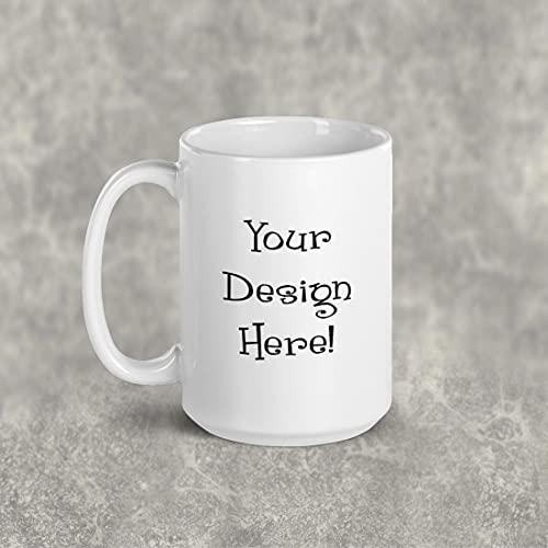 DKISEE Diseña tu propia taza de té de café regalos personalizados