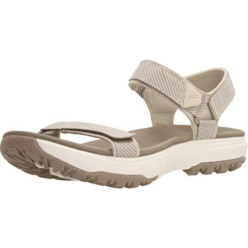 Skechers Damen Sandaletten 16210/TPE 16210/TPE beige 660402